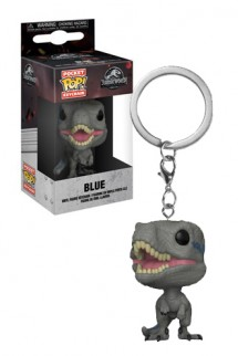 Pop! Keychain: Jurassic World 2 - Blue