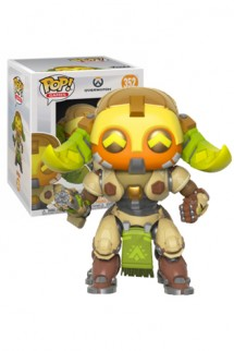 Pop! Games: Overwatch S4 - Orisa 6""