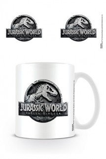 Jurassic World - Taza Fallen Kingdom Logo