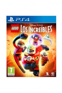 LEGO Los Increibles PS4