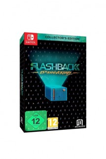 Flashback 25Th Anniversary Nintendo Switch