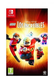Lego Los Increibles Nintendo Switch