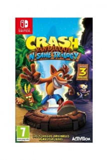Crash Bandicoot: N. Sane Trilogy Nintendo Switch
