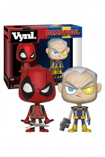 Vynl.: Marvel - Deadpool & Cable Pack Comic