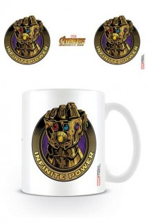 Vengadores Infinity War - Taza Infinite Power