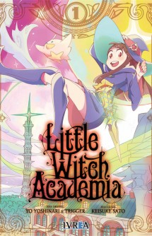 Little Witch Academia 01