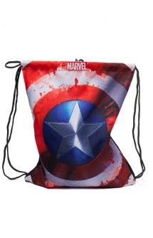 Marvel - Bolsa de Gym Capitan America