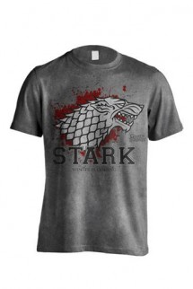 Juego de Tronos - Camiseta Stark the Fighter