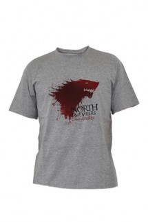 Juego de Tronos - Camiseta The North Remember