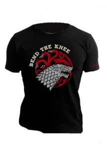 Juego de Tronos - Camiseta Bend the Knee