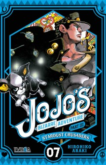 Jojo´s Bizarre Adventure parte 3: Crusaders 07