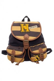 Harry Potter - Mochila Hufflepuff Varsity Stripes