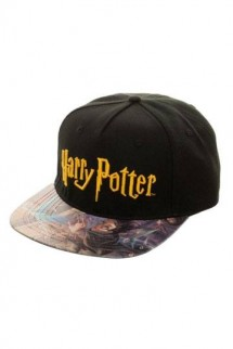 Harry Potter - Gorra Béisbol Logo Vinyl Bill
