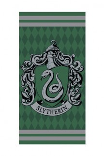 Harry Potter - Toalla Slytherin