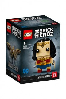 LEGO® BrickHeadz Justice League Movie Wonder Woman