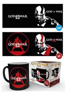 God of War - Taza sensitiva Kratos