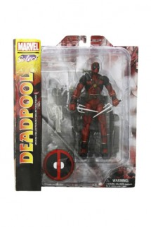 Marvel Select - Figura Deadpool