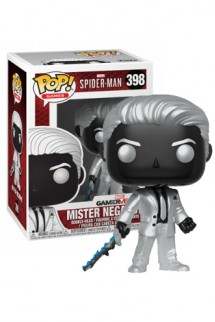 Pop! Games: Marvel Spider-Man - Mister Negative