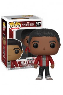 Pop! Games: Marvel Spider-Man - Miles Morales