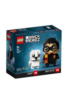 LEGO® BrickHeadz Harry Potter y la piedra filosofal - Harry Potter y Hedwig