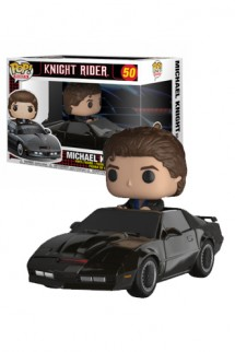 Pop! Ride: Knight Rider - Knight w/ Kitt