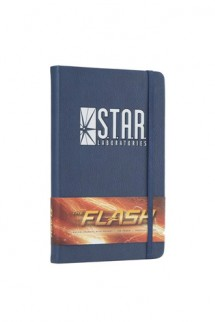 The Flash - Hardcover Ruled Journal S.T.A.R. Labs