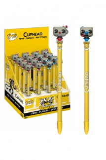 Pop! Pen Toppers - Cuphead