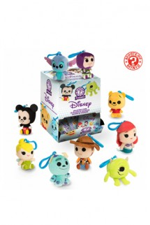 Mystery Mini Plush Keychain: Disney/Pixar