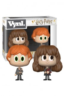 Vynl.: Harry Potter - Hermione Granger & Ron Weasley