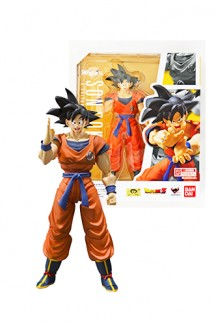 Dragon Ball - Son Goku Saiyan Raised on Earth