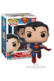 Pop! Heroes: Superman - Flying Superman (80th Anniversary)