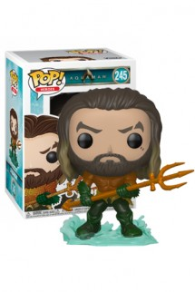 Pop! Heroes: Aquaman - Arthur Curry in Hero Suit
