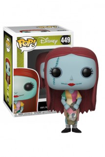 Pop! Disney: Nightmare Before Christmas - Sally w/Basket