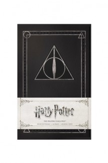 Harry Potter - Libreta The Deathly Hallows
