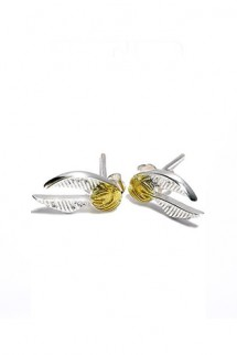 Harry Potter - Pendientes Golden Snitch