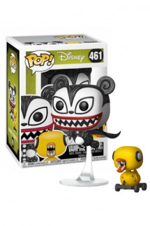 Pop! Disney: Nightmare Before Christmas - Vampire Teddy w/Undead Duck