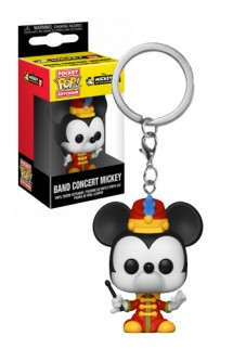 Pop! Keychain: Mickey's 90th - Band Concert Mickey