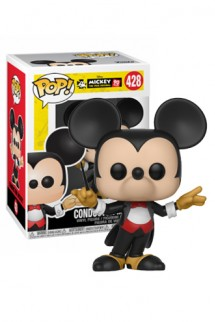 Pop! Disney: Mickey's 90th - Conductor Mickey