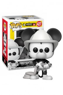 Pop! Disney: Mickey's 90th - Firefighter Mickey