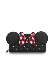 Loungefly - Minnie Bow Wallet