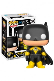 Pop! DC: Yellow Lantern Batman Exclusivo