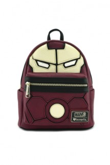Loungefly - Mini mochila Marvel Iron Man