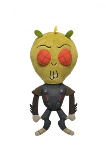 Galactic Plushies: Rick y Morty - Krombopulous Michael