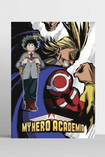 My Hero Academia - Poster All Might Flex