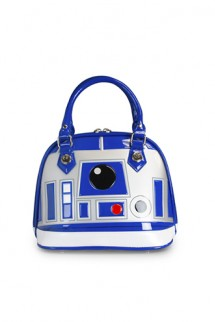 Loungefly - Mini Bolso Star Wars R2-D2