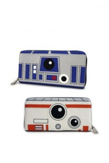 Loungefly - Star Wars R2-D2/BB-8 2-Sided Wallet