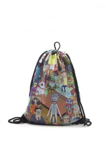 Rick & Morty - Gymbag Characters Sublimation