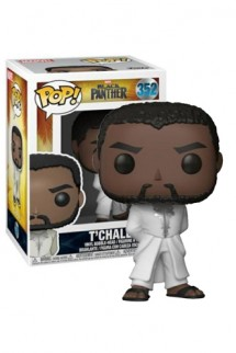Pop! Marvel: Black Panther - T'Challa Robe Exclusive