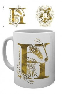 Harry Potter - Mug Hufflepuff Monogram