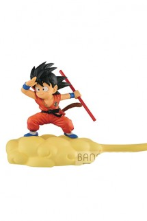 Dragon Ball - Figura Kintoun Son Goku on Flying Nimbus